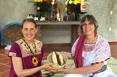 Community and Prosperity: The Gifts of Grandmother Corn