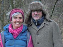 Meet a Firekeeper:  Lucy Wells and Michael Locke