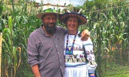 Anne Lynn completes mara'akame initiation fiesta