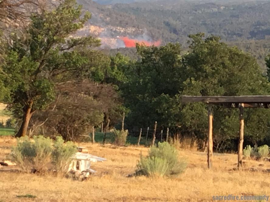 Sacred Fire, Wild Fire, Community, Mesa, Colorado