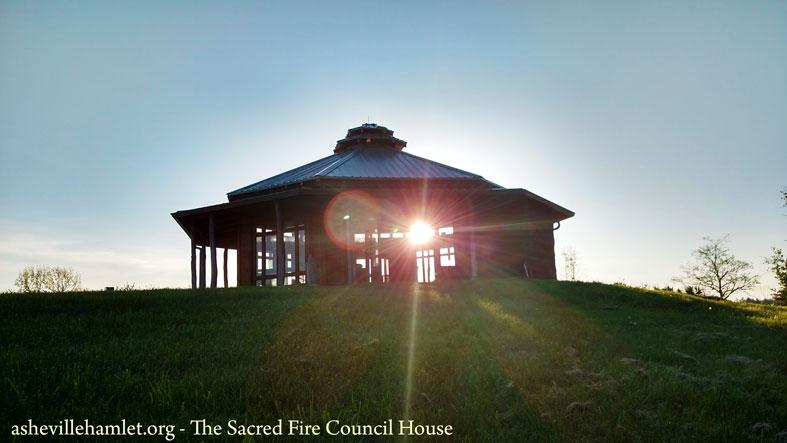 Asheville, Council House